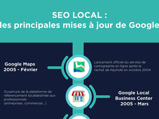 Digimood Infographie Seo Local