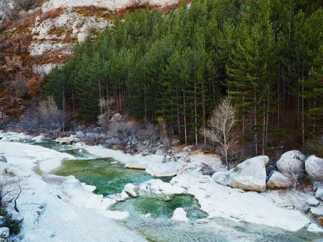 Ecotourisme Gorges Meouges Baronnies Paca Dlafont 1