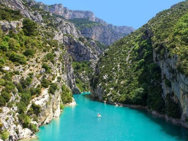 Ecotourisme Gorges Verdon Paca Amouton 1