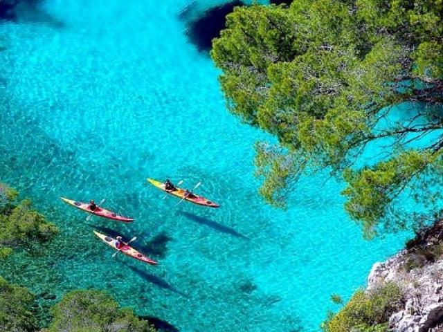 Ecotourisme Kayak Calanques Marseille Paca Amouton 1