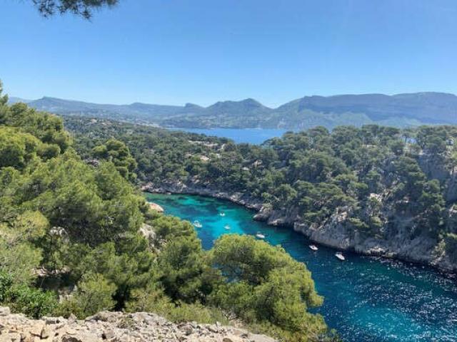 Ecotourisme Rando Calanques Paca Slepelley