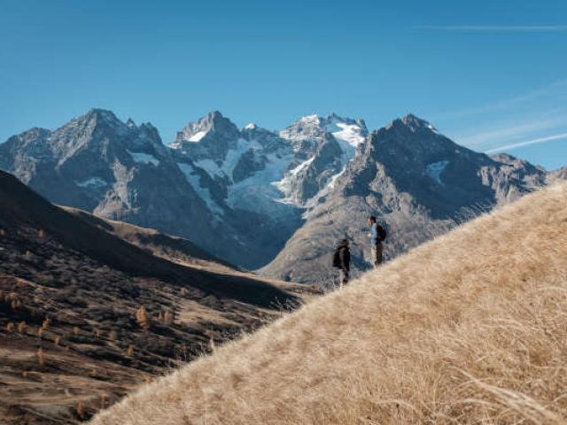 Ecrins Alpes Fecochard