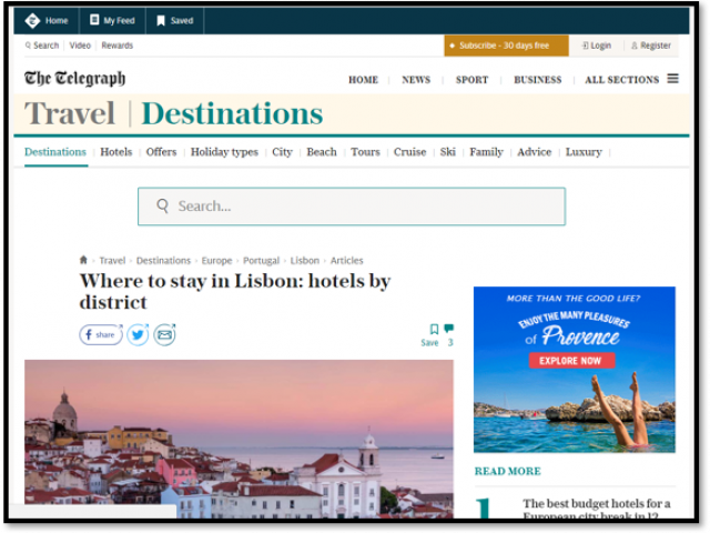 Expedia Thetelegraph