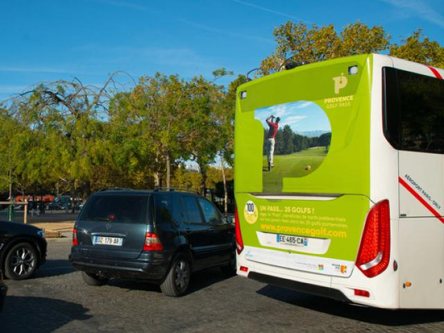 Filiere Golf Bus 557 400