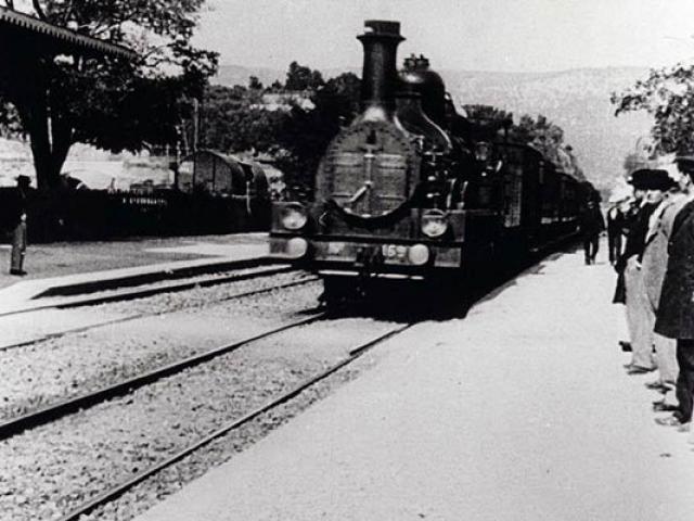 Film Lumiere Train Gare La Ciotat Crstinapol