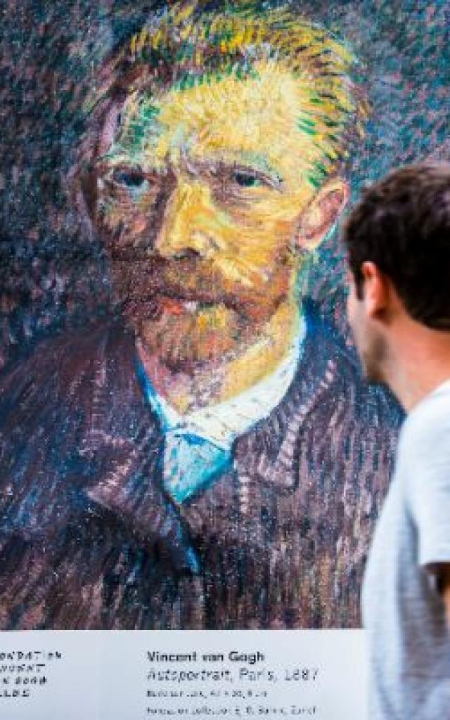 Fondation Van Gogh F Rigal