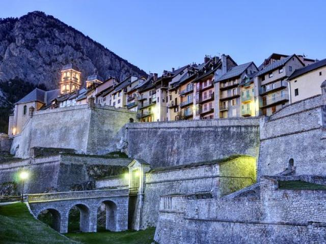 Fortifications Briancon Vauban Unesco Alpes Stern