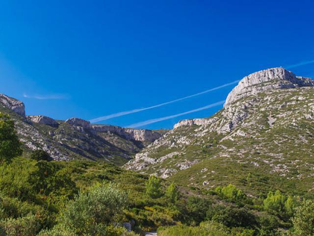 Garlaban Balade Nature Provence Amouton