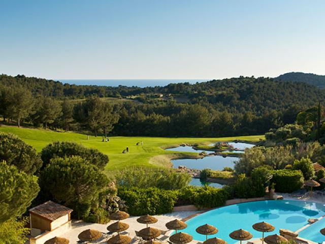 Golf Dolcefregate Saintcyrsurmer Provence