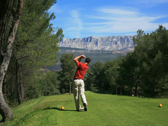 Golf Montagne Provence Vlucas