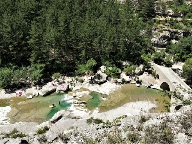 Gorgesmeouge Alpes Asimon