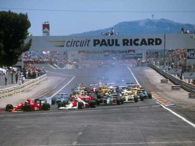 Grand Prix De France 557 400