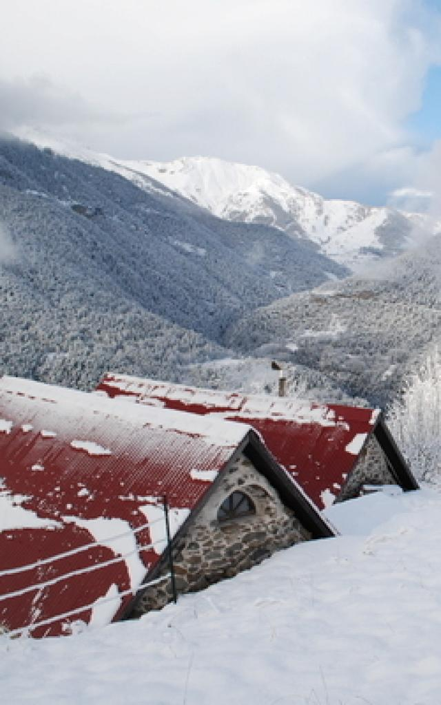 Hebergement Insolite Alpes Les Toits Rouges 2