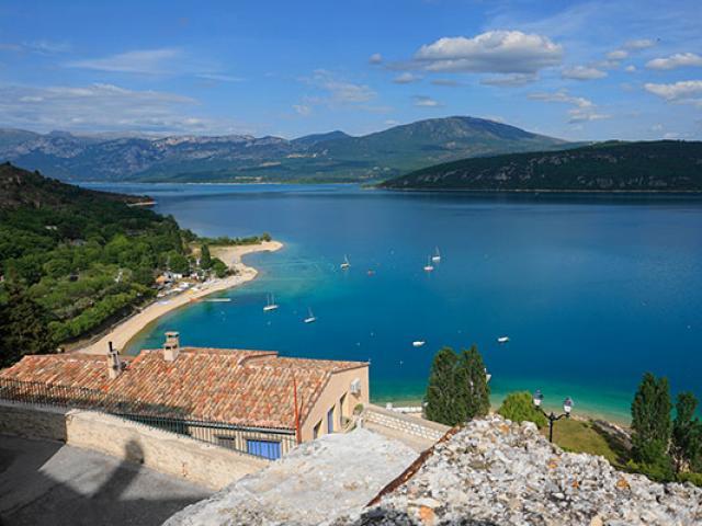 Lac De Sainte Croix Verdon Glavo