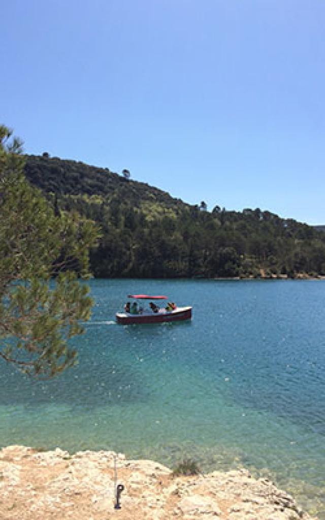 Lac Esparron Cchillio
