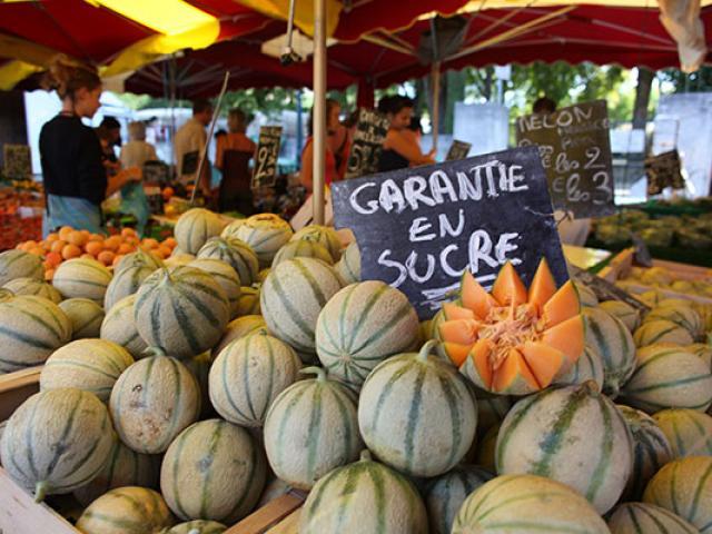 Marche Cavaillon Provence Pcarrese