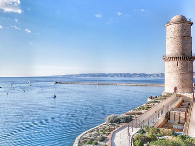 Marseille Fort Saintjean Cgensollen
