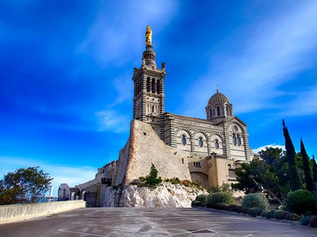 Marseille Notredamedelagarde Paca Amouton