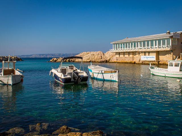 Marseille Restaurant Epuisette Dr