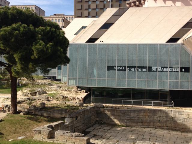 Musee Dhistoire De Marseille Chillio C Paca