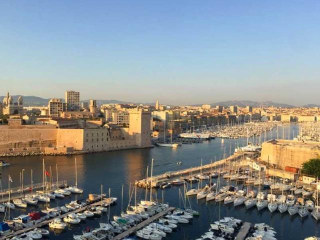 P Marseille Paca