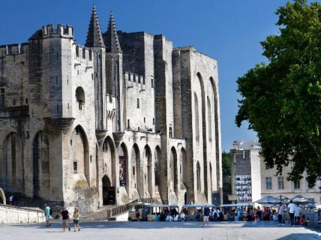Palais Des Papes Avignon Cabanel
