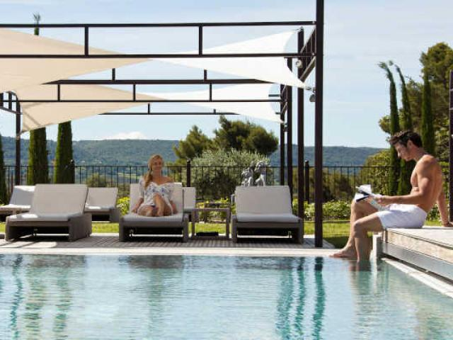 Pool Bd Coquillade Village Relais Chateaux