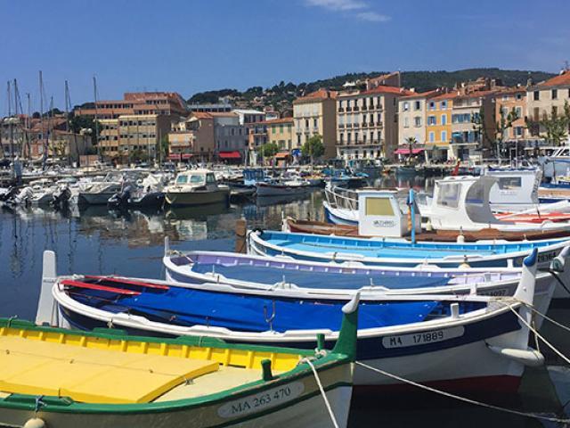 Provence Port La Ciotat Pchretien