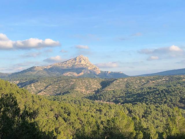 Provence Sainte Victoire Ylmagadure
