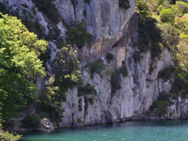Quinson Balade Nature Provence Hoeldino
