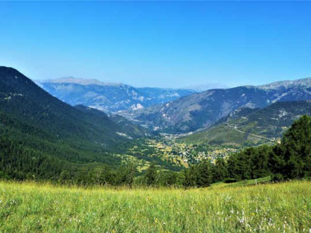 Randonnee Ecotourisme Montagne Lacolmiane Paca Mdi Duca