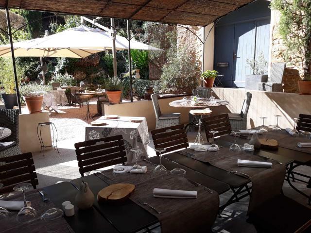 Restaurant Cote Sud Uchaux