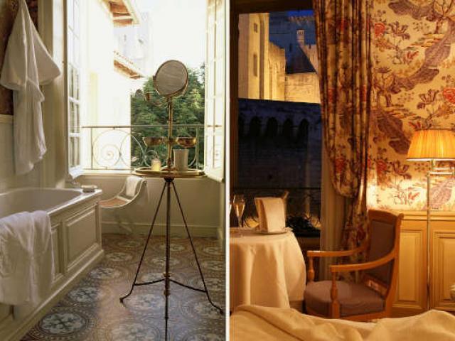 Room Chambrela Mirande Francis Lacoste
