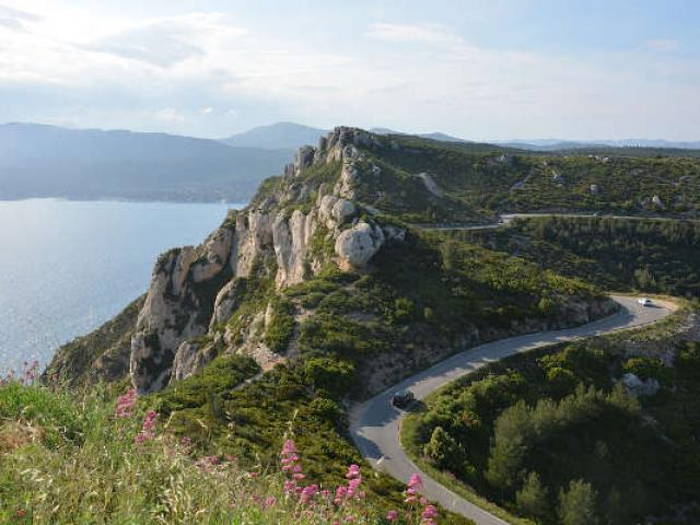 Route Cretes Provence Ylemagadure