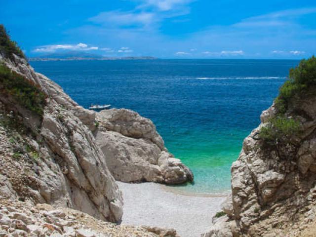 Site Naturel Cote Bleue Marseille Paca Amouton