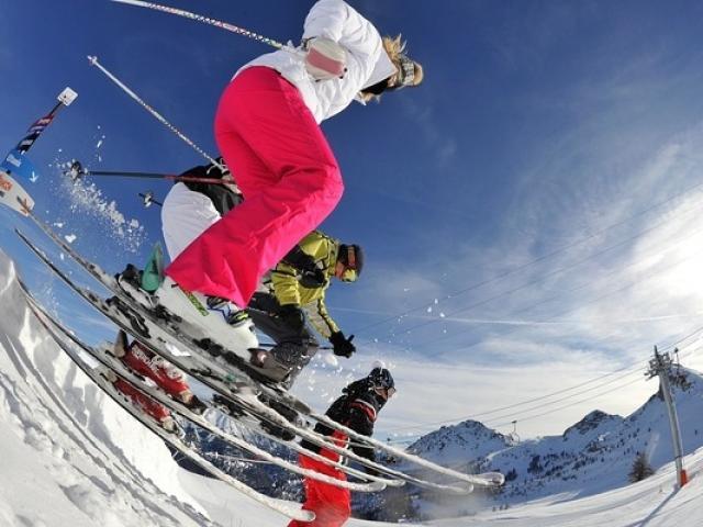 Ski Serrechevalier Alpes Zoomagence
