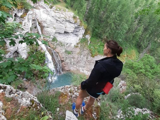 Tifany Roux Lac Allos Rezise