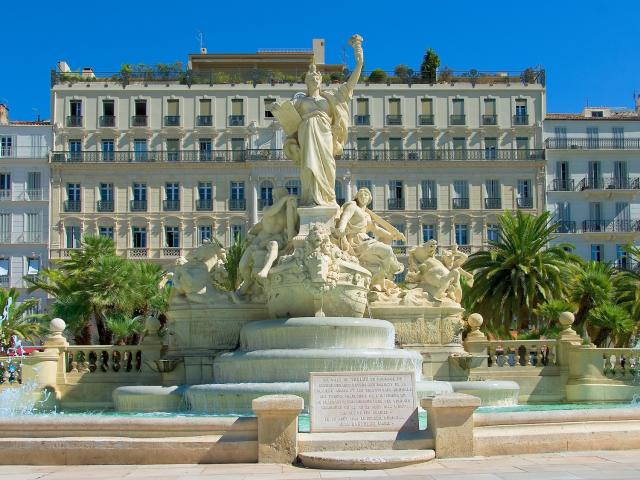 Toulon Place Liberte