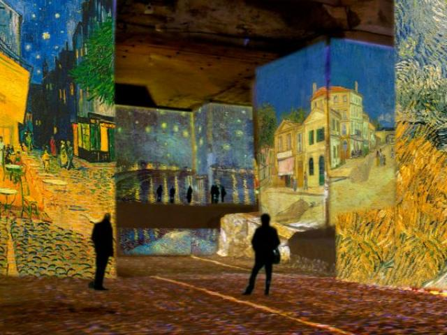 Van Gogh La Nuit Etoilee Culturespaces Gianfranco Iannuzzi 1