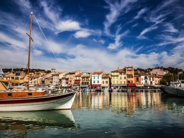Villages Provence Cassis Zmphotos F97181325