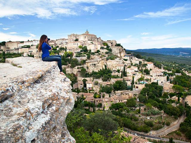 Villages Provence Gordes Vlucas