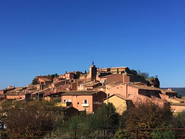 Villages Provence Roussillon Cchillio
