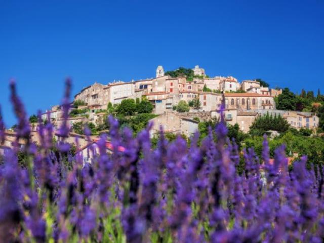 Villages Provence Simiane Sammott F117089043