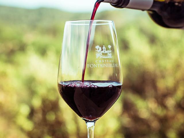 Vin Domaine Chateau Fontainebleau