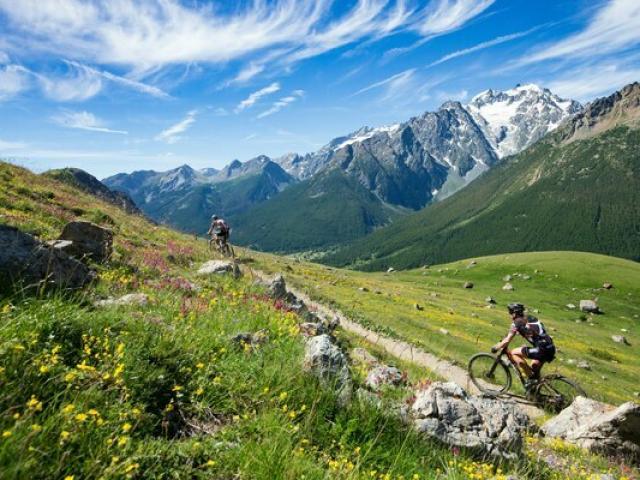 Vtt Alpes Armand