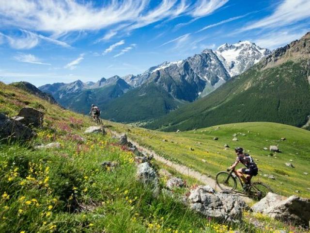 Vtt Hautes Alpes Jlarmand
