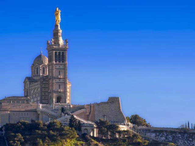 Vue Notre Dame Garde