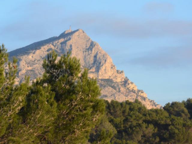 Vue Sainte Victoire