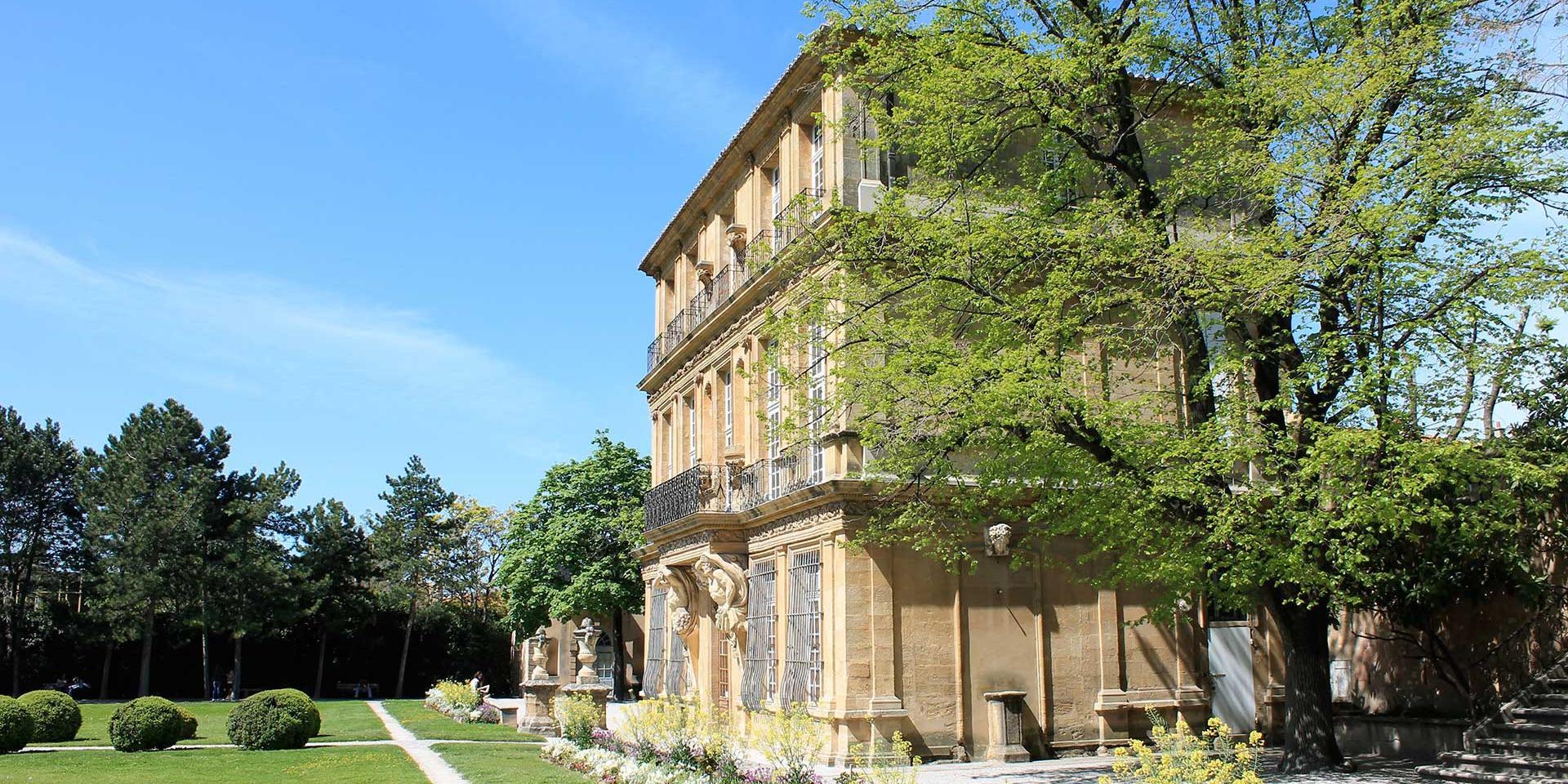 Pavillon Vendome In Aix En Provence Provence Alpes Cote D Azur Comite Regional De Tourisme