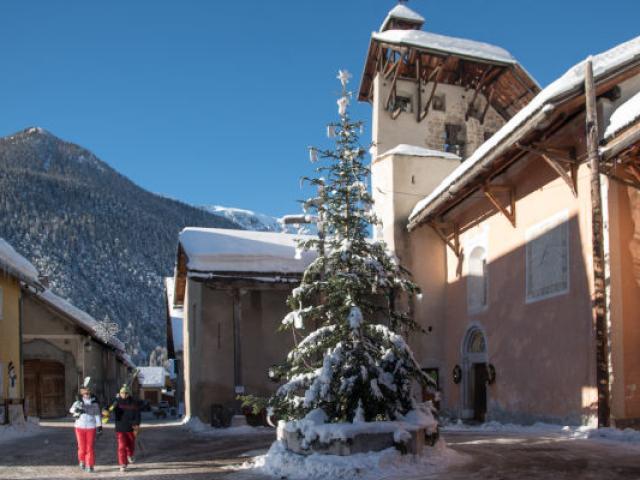 Architecture Ceillac Alpes Manu Molle Arc En Ciel
